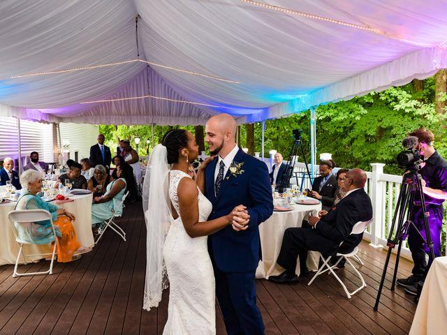 Tyler and Jessica's Wedding in Sterling, Massachusetts 37