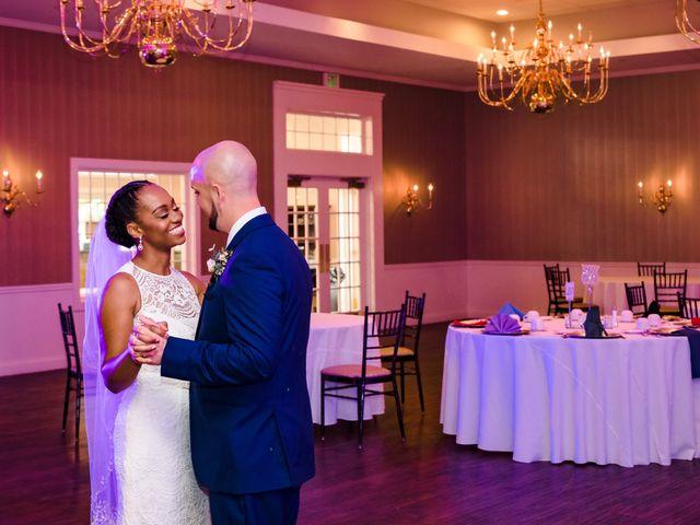 Tyler and Jessica's Wedding in Sterling, Massachusetts 38