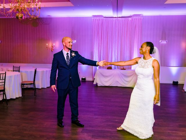 Tyler and Jessica's Wedding in Sterling, Massachusetts 40