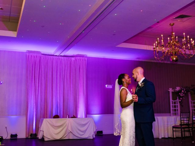 Tyler and Jessica's Wedding in Sterling, Massachusetts 41
