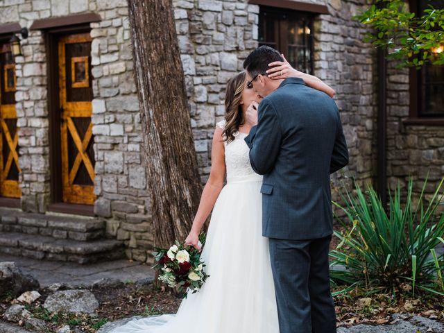 The wedding of Liz and Lee