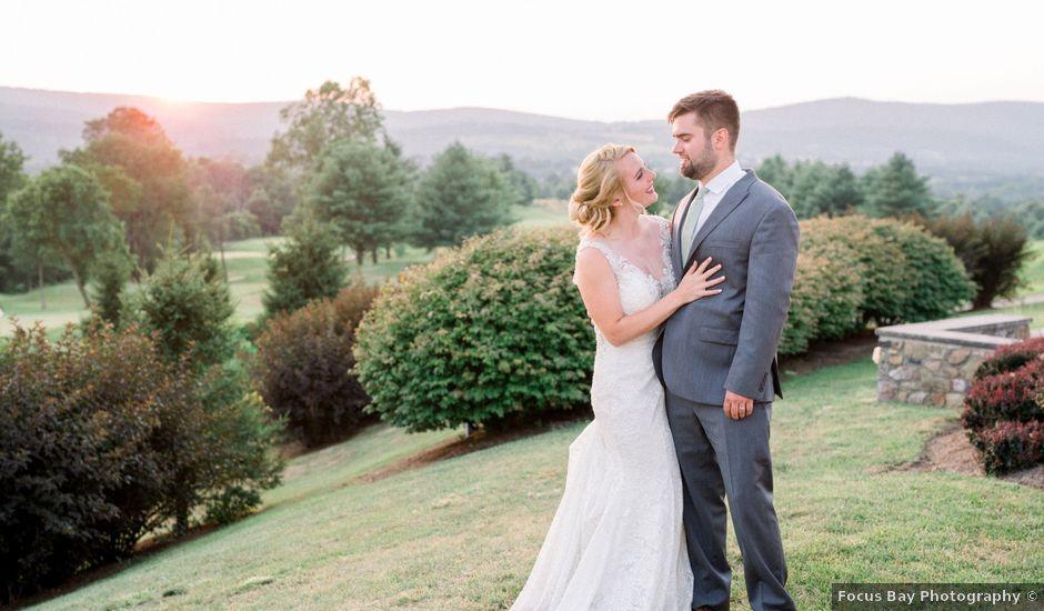Erik and Emily's Wedding in Myersville, Maryland