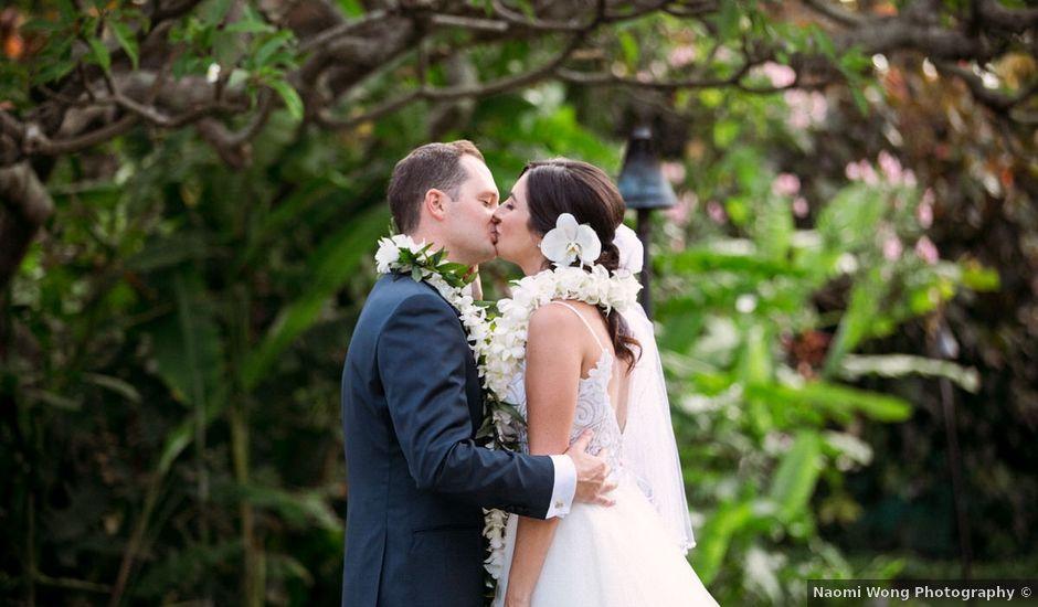 Dylan and Molly's Wedding in Koloa, Hawaii