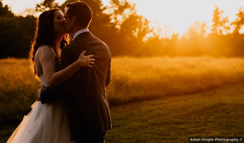 Reid and Kate's Wedding in Raleigh, North Carolina