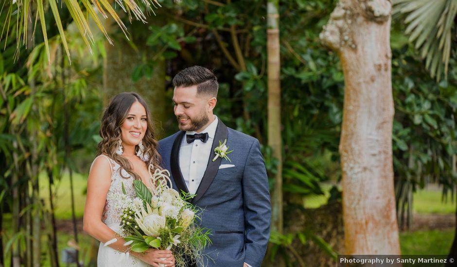 John Michael and Luciana's Wedding in Homestead, Florida