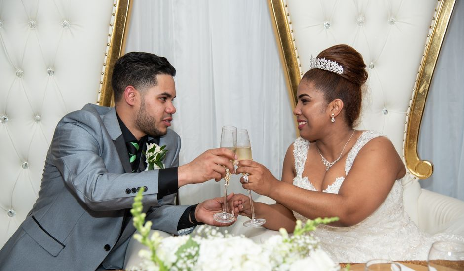 Ricardo and Ivonne's Wedding in Pawtucket, Rhode Island