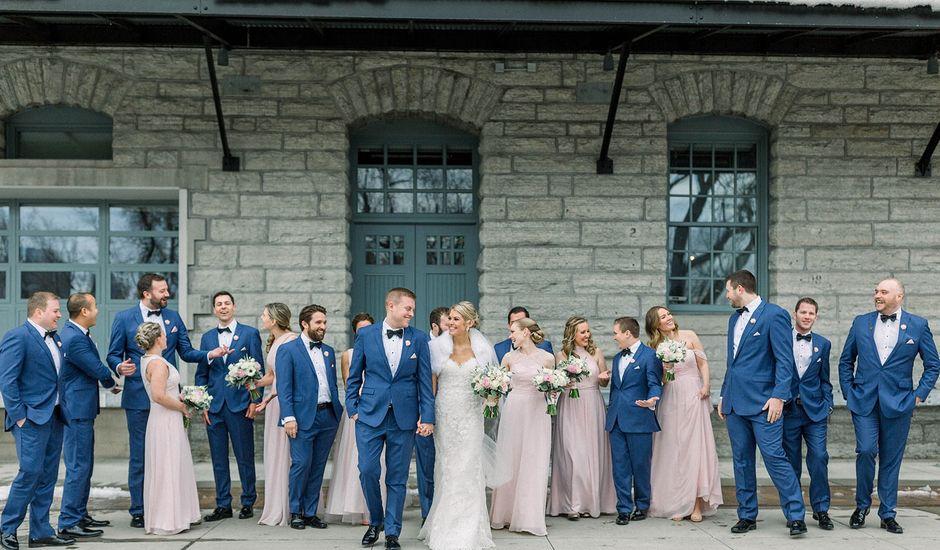 Kirk and Jenna's Wedding in Minneapolis, Minnesota
