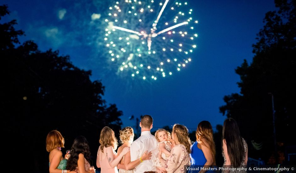 Tim and Clara's Wedding in Augusta, New Jersey