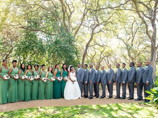 Lindsey and Darrell's Wedding in Austin, Texas 14