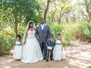 Lindsey and Darrell's Wedding in Austin, Texas 15