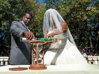 Lindsey and Darrell's Wedding in Austin, Texas 12