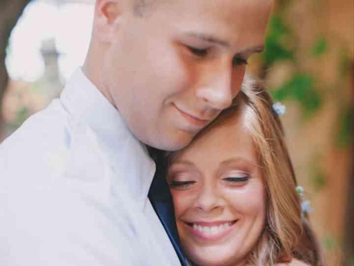 The wedding of Evan and Sarah