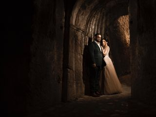 The wedding of Ilias and Dimitra