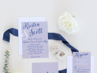 The wedding of Kristen and Scott 2