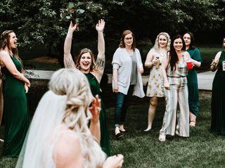 The wedding of Sara and Garrett 2