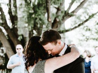The wedding of Sara and Garrett 3