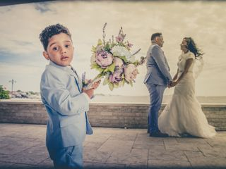 The wedding of Lidia and Ben 2