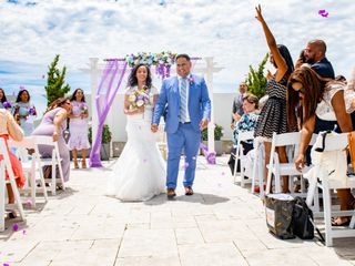 The wedding of Lidia and Ben 3