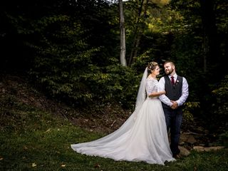 The wedding of Kendelle and Nick