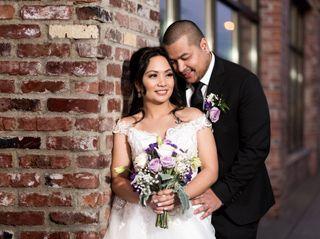 The wedding of Borie and Angelia 3