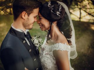 The wedding of Gina and Francesco