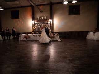 The wedding of Sam and Ashley 1