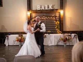 The wedding of Sam and Ashley 2
