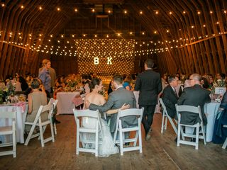 The wedding of Keith and Betsie 1