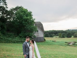 The wedding of Keith and Betsie