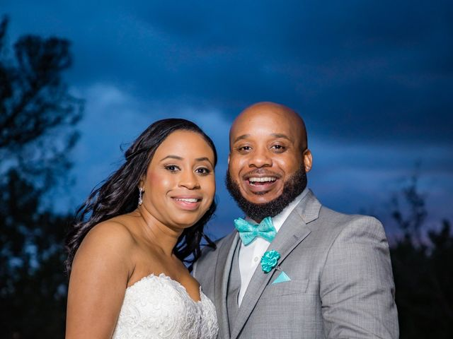 Travis and Kezia's Wedding in Tampa, Florida 1