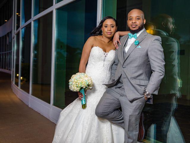 Travis and Kezia's Wedding in Tampa, Florida 2