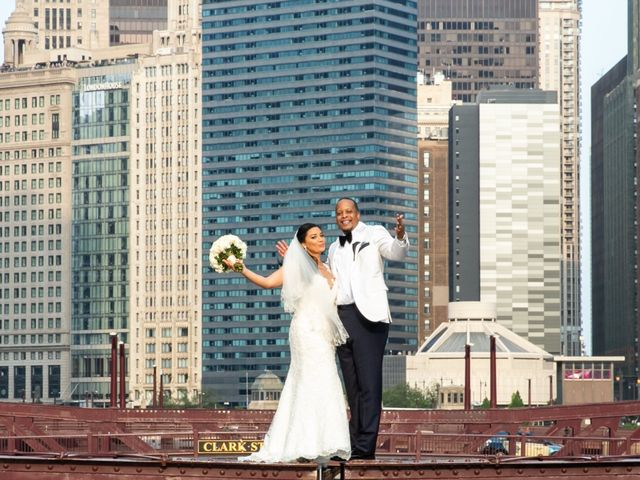 The wedding of Rhodes and Cheatham