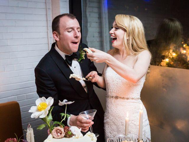 Zack and Katie's Wedding in New York, New York 13