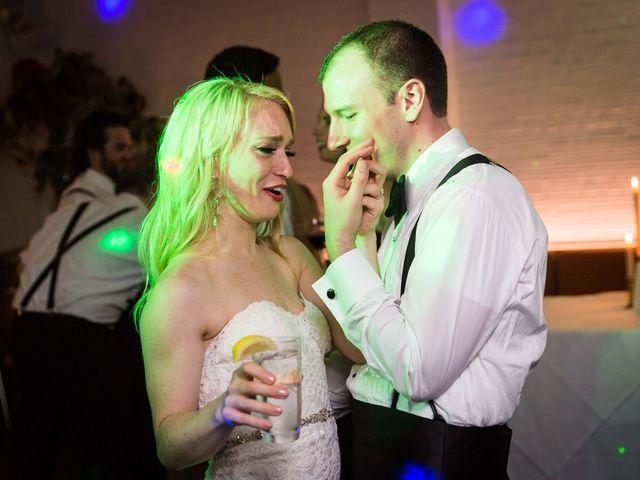 Zack and Katie's Wedding in New York, New York 15