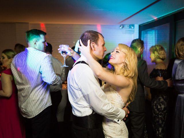 Zack and Katie's Wedding in New York, New York 17