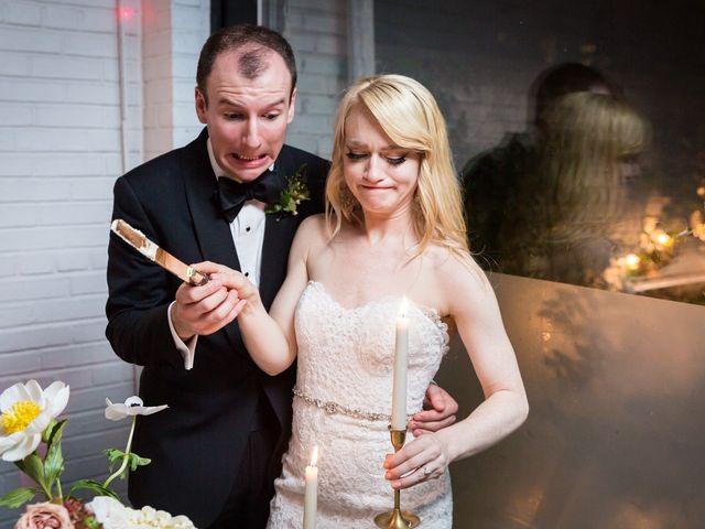 Zack and Katie's Wedding in New York, New York 18