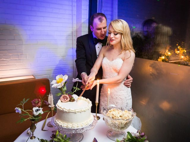 Zack and Katie's Wedding in New York, New York 19