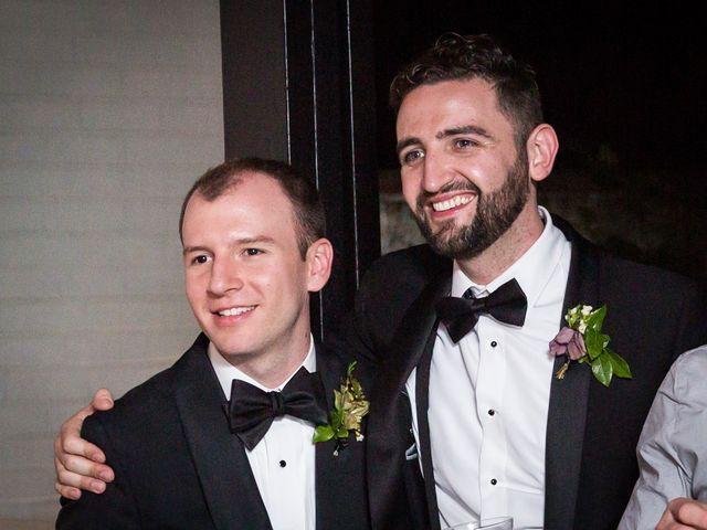 Zack and Katie's Wedding in New York, New York 24