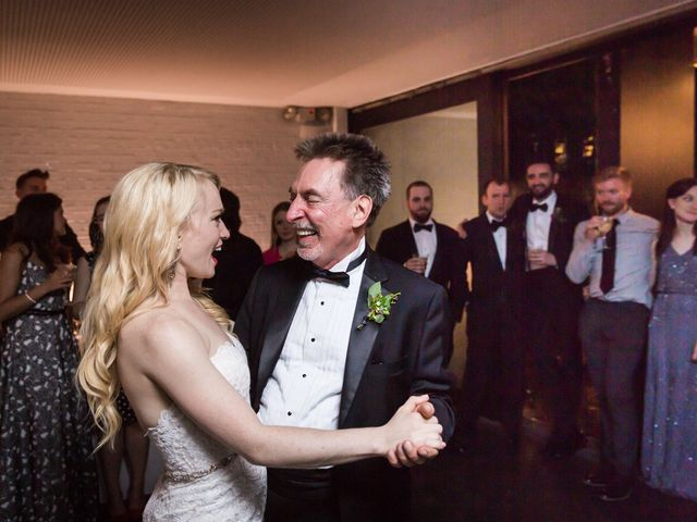 Zack and Katie's Wedding in New York, New York 25