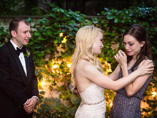 Zack and Katie's Wedding in New York, New York 26