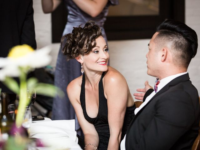 Zack and Katie's Wedding in New York, New York 30