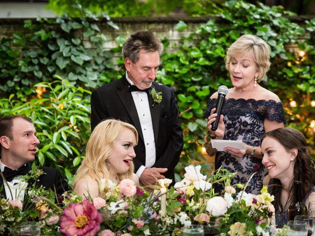 Zack and Katie's Wedding in New York, New York 36