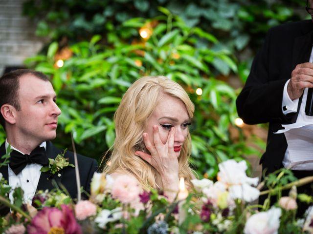 Zack and Katie's Wedding in New York, New York 38