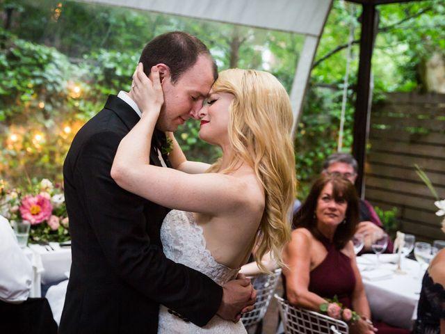 Zack and Katie's Wedding in New York, New York 40