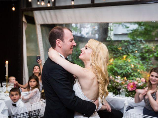 Zack and Katie's Wedding in New York, New York 41