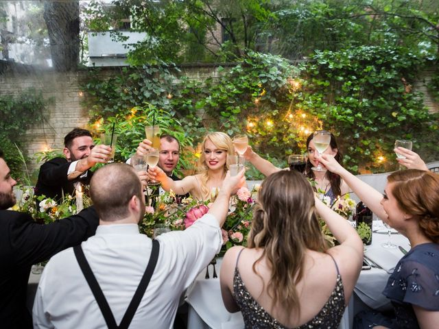 Zack and Katie's Wedding in New York, New York 42
