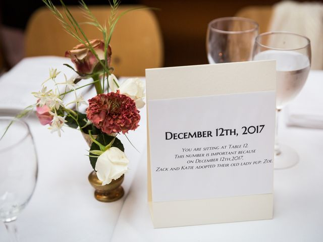 Zack and Katie's Wedding in New York, New York 48