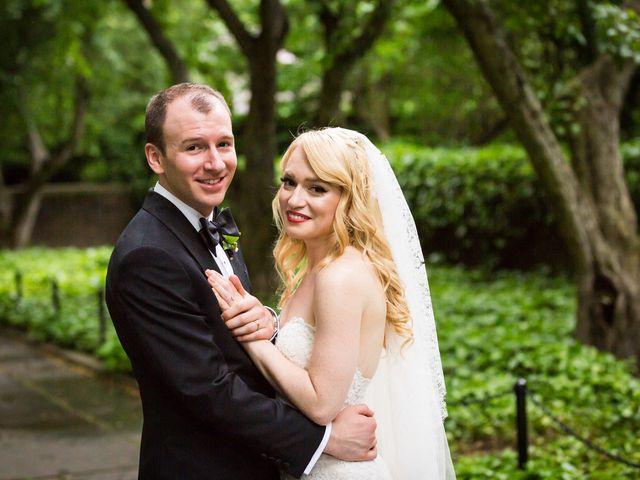Zack and Katie's Wedding in New York, New York 66
