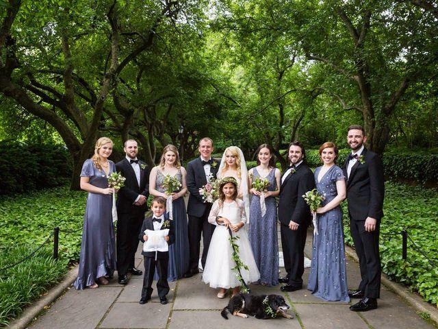 Zack and Katie's Wedding in New York, New York 69