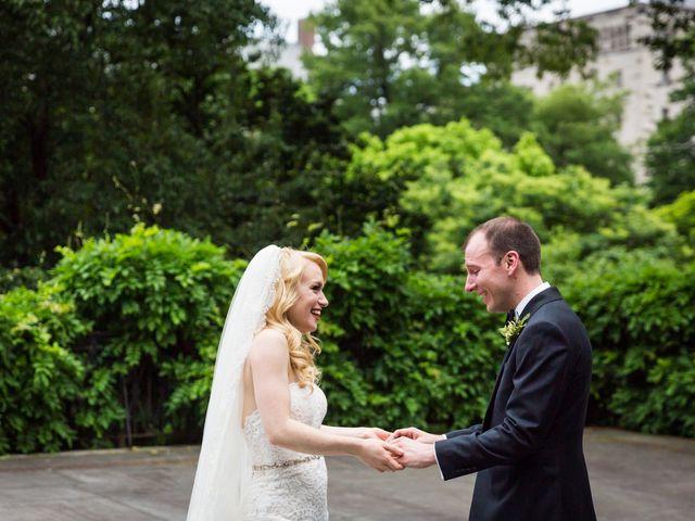 Zack and Katie's Wedding in New York, New York 71